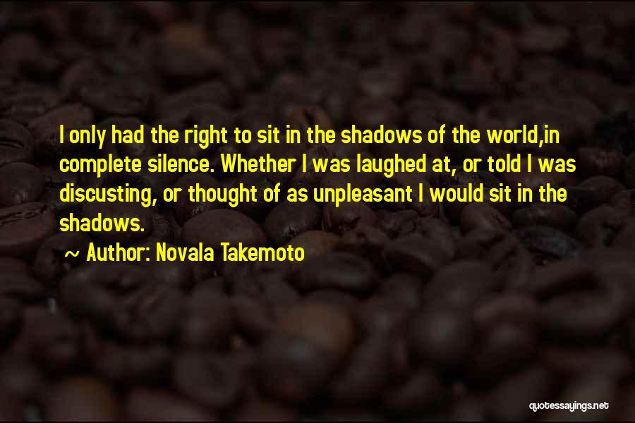 Novala Takemoto Quotes 1608216