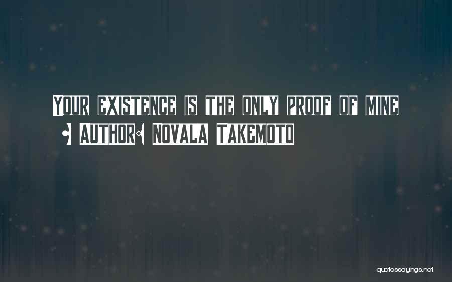 Novala Takemoto Quotes 1632771