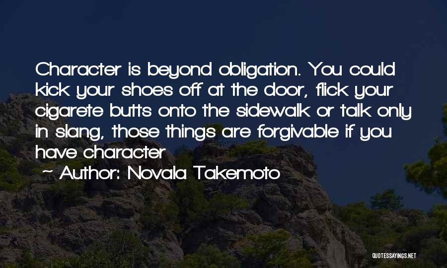 Novala Takemoto Quotes 1741835