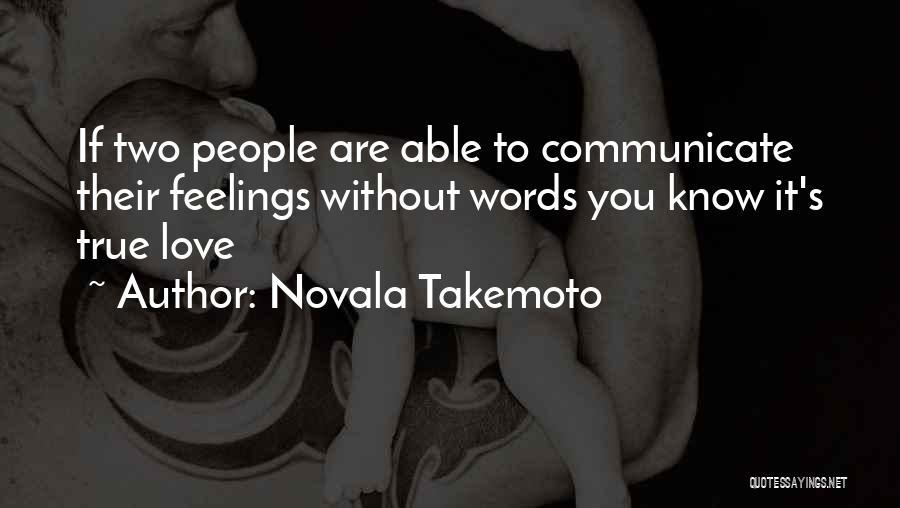 Novala Takemoto Quotes 1752385