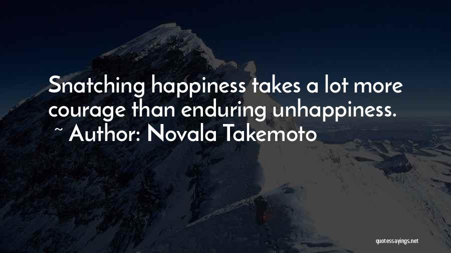 Novala Takemoto Quotes 1760641