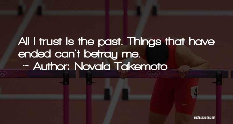 Novala Takemoto Quotes 481407