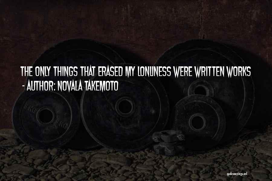 Novala Takemoto Quotes 550613