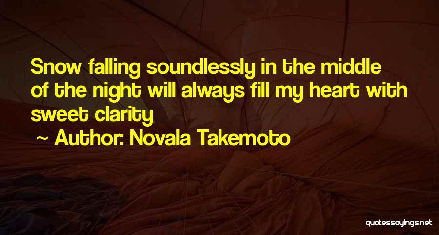 Novala Takemoto Quotes 567926