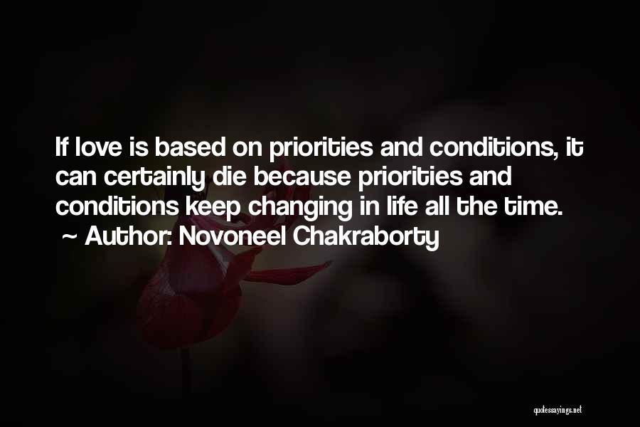 Novoneel Chakraborty Quotes 1312697