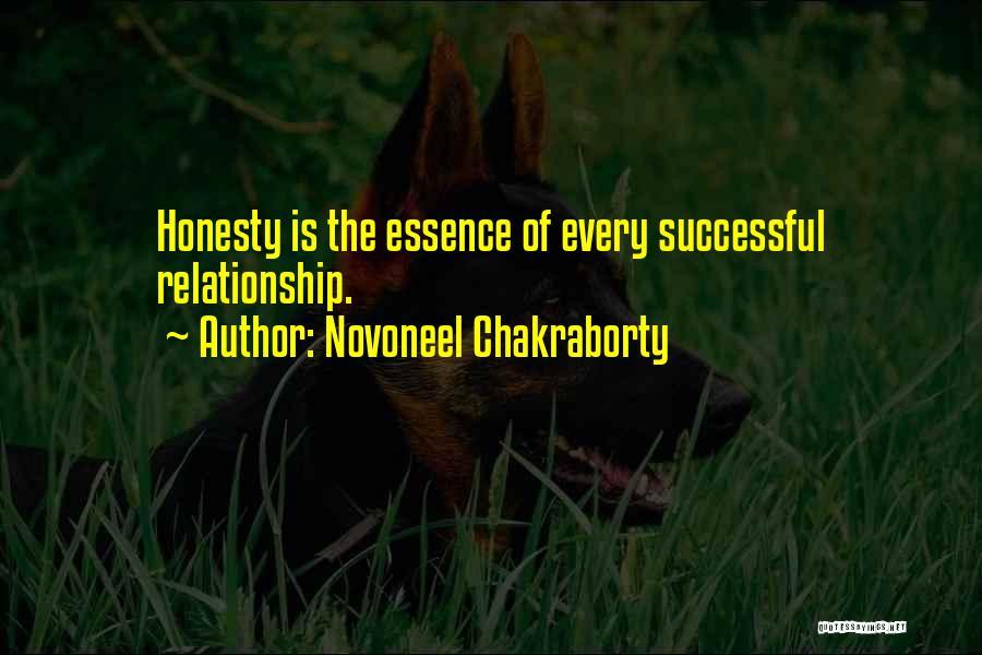 Novoneel Chakraborty Quotes 1612146