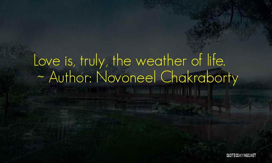 Novoneel Chakraborty Quotes 1648374