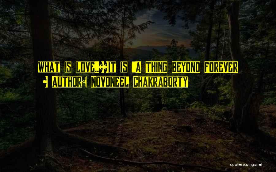 Novoneel Chakraborty Quotes 1674880