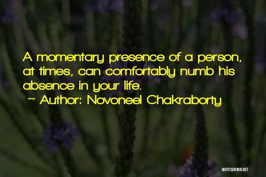 Novoneel Chakraborty Quotes 1869578