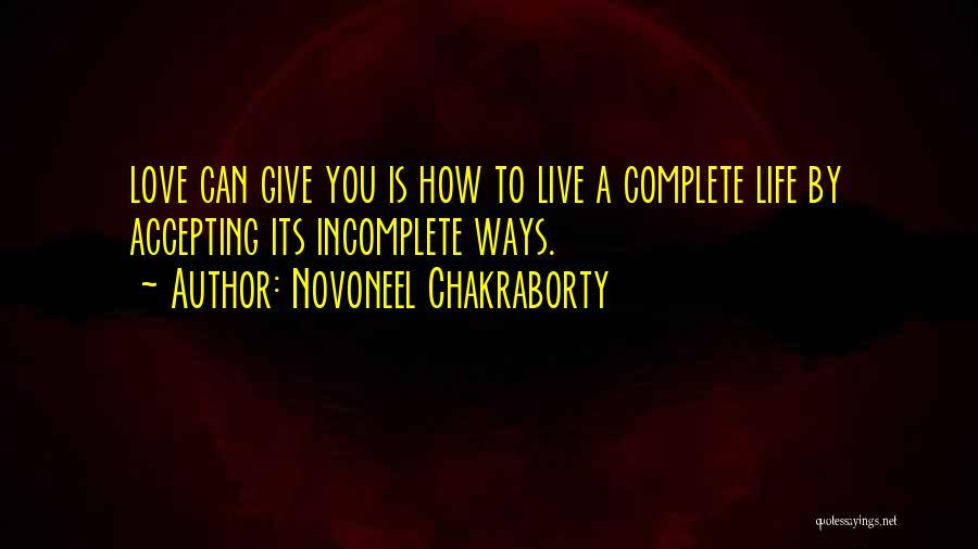 Novoneel Chakraborty Quotes 358138