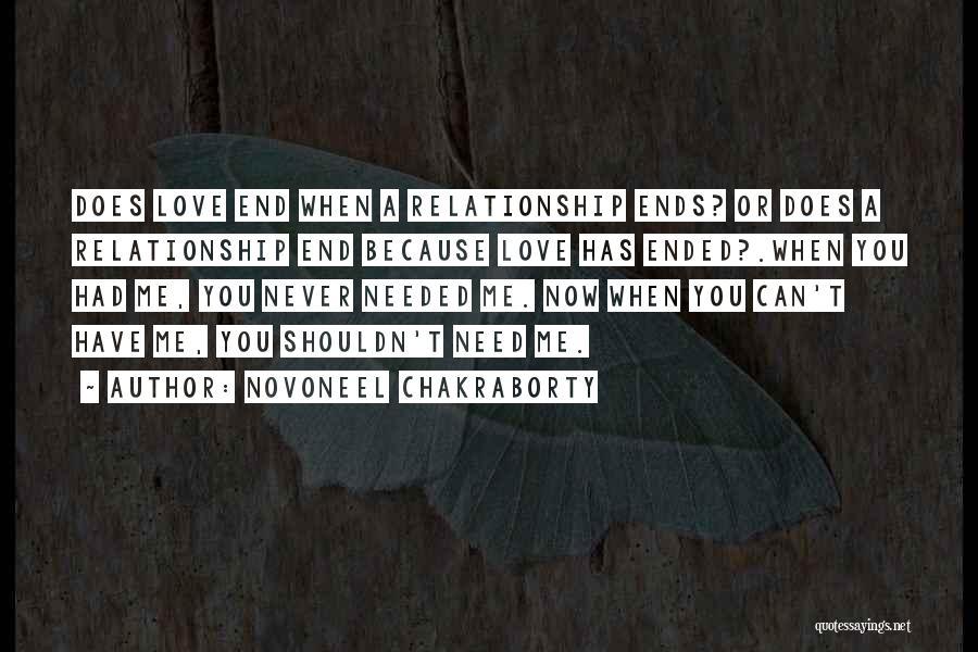 Novoneel Chakraborty Quotes 392883