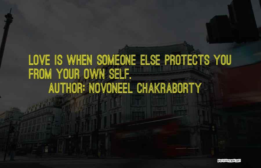 Novoneel Chakraborty Quotes 860028