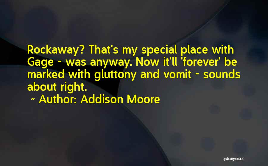 Now And Forever Quotes By Addison Moore