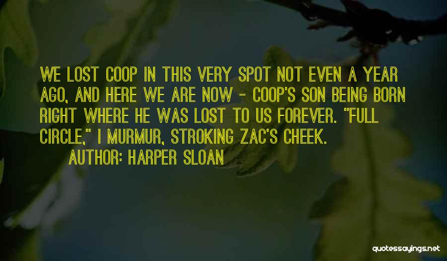 Now And Forever Quotes By Harper Sloan