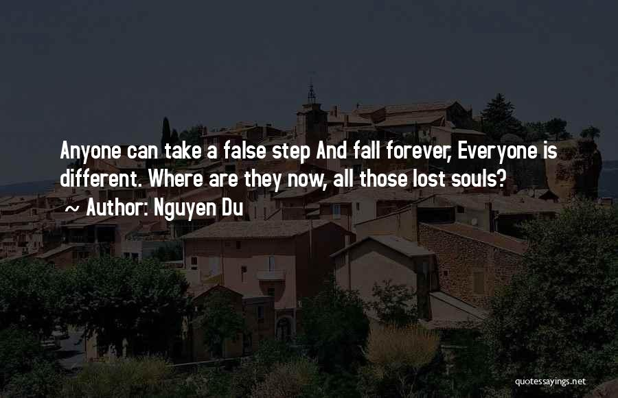 Now And Forever Quotes By Nguyen Du