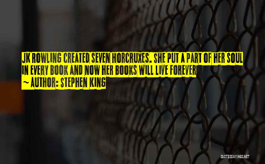 Now And Forever Quotes By Stephen King
