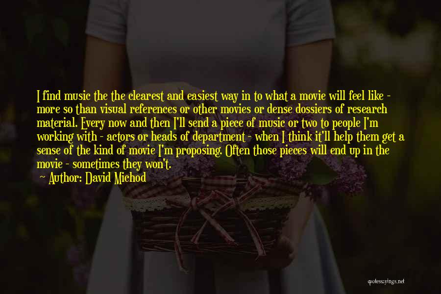 Now And Then Movie Quotes By David Michod