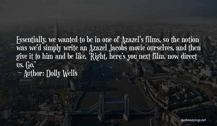 Now And Then Movie Quotes By Dolly Wells