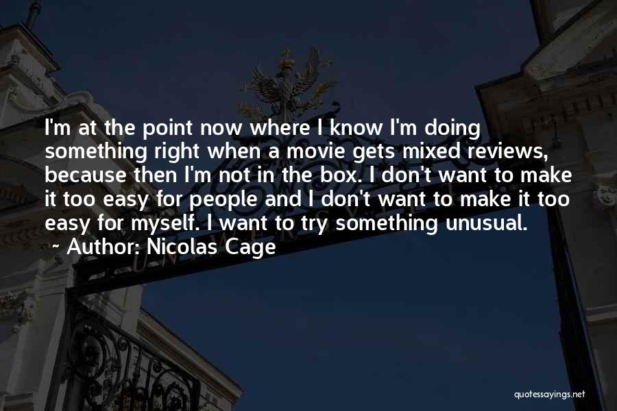 Now And Then Movie Quotes By Nicolas Cage
