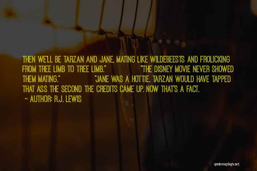 Now And Then Movie Quotes By R.J. Lewis