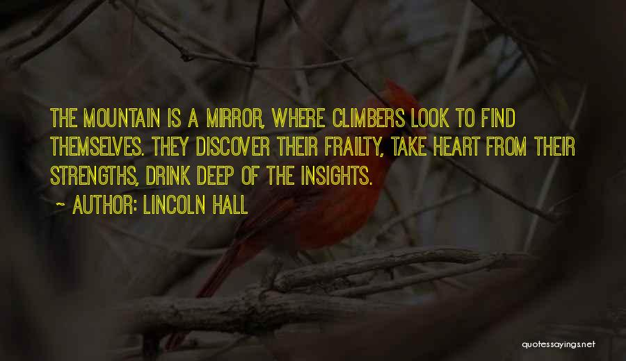 Now Discover Your Strengths Quotes By Lincoln Hall