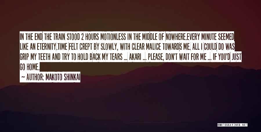 Nowhere Like Home Quotes By Makoto Shinkai