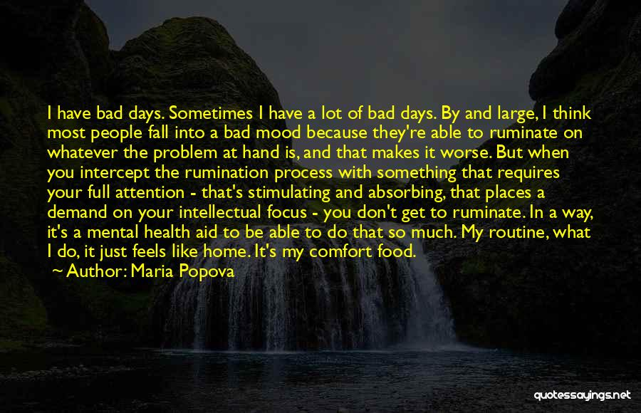 Nowhere Like Home Quotes By Maria Popova