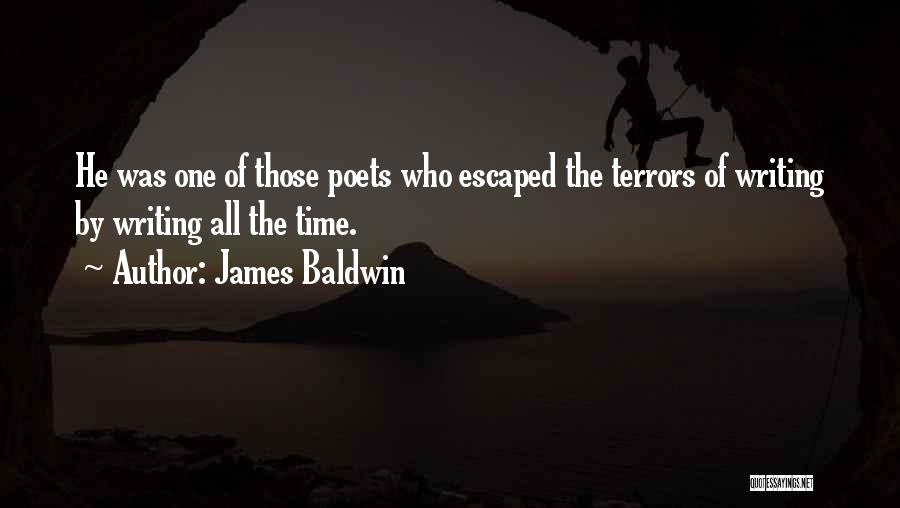 Nuala Ni Dhomhnaill Quotes By James Baldwin
