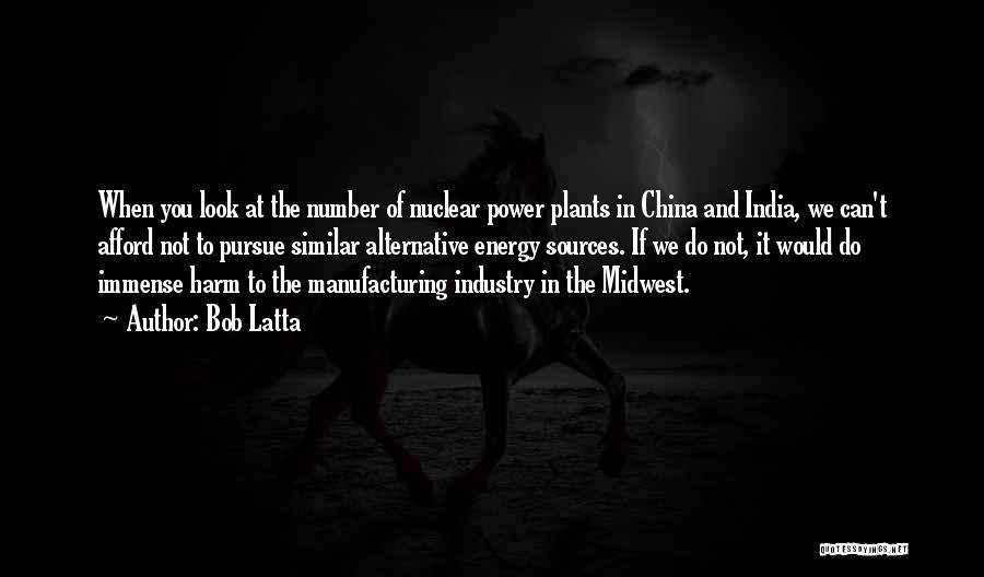 Nuclear Quotes By Bob Latta