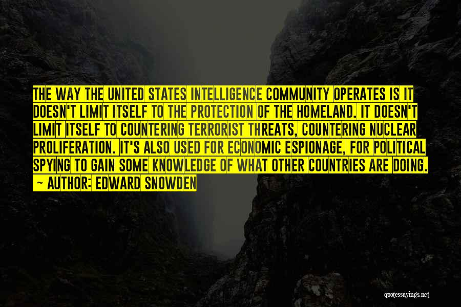 Nuclear Quotes By Edward Snowden