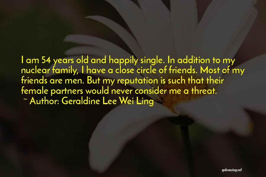 Nuclear Quotes By Geraldine Lee Wei Ling