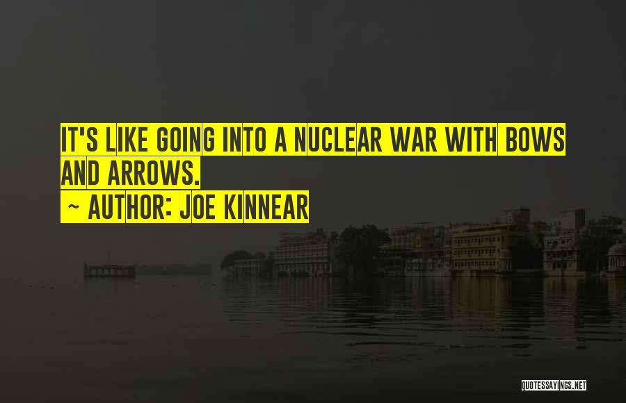 Nuclear Quotes By Joe Kinnear