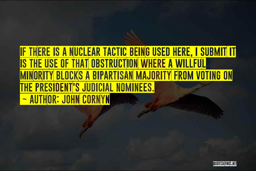 Nuclear Quotes By John Cornyn