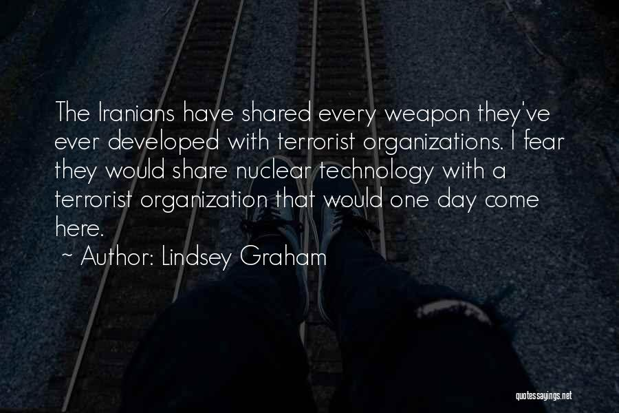 Nuclear Weapon Quotes By Lindsey Graham