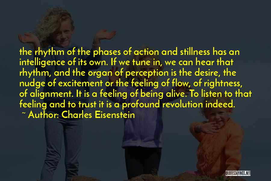 Nudge Quotes By Charles Eisenstein