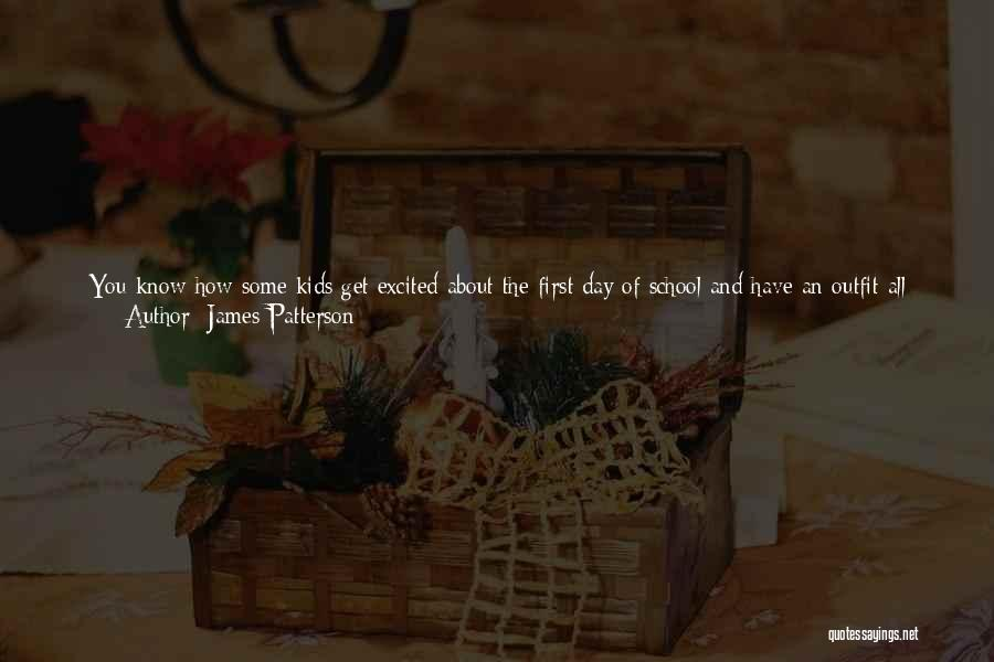 Nudge Quotes By James Patterson