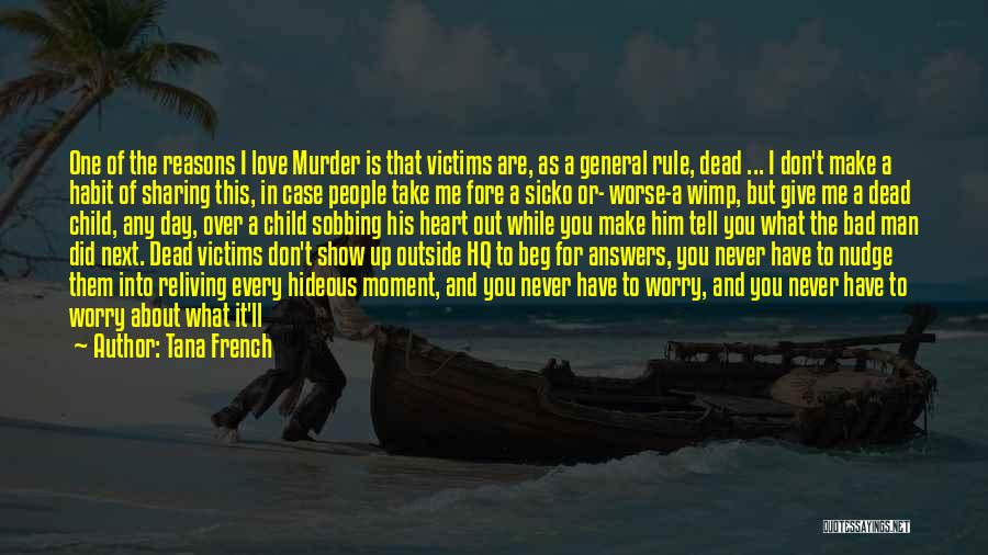 Nudge Quotes By Tana French