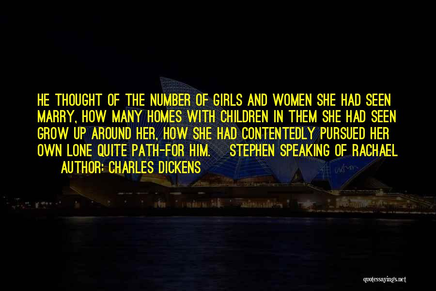 Number 1 Love Quotes By Charles Dickens