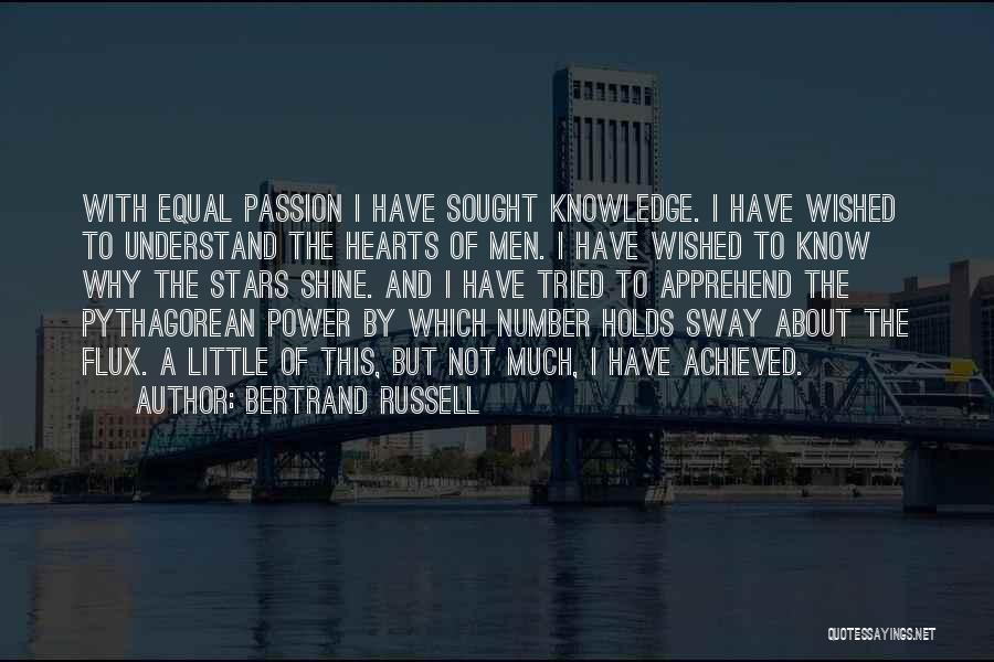 Number The Stars Quotes By Bertrand Russell