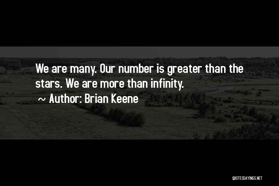 Number The Stars Quotes By Brian Keene