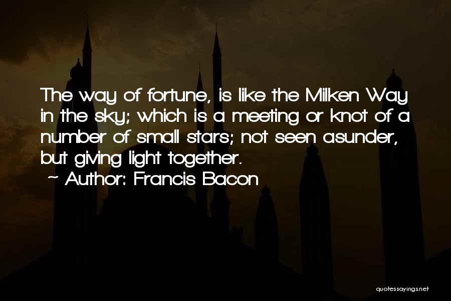 Number The Stars Quotes By Francis Bacon