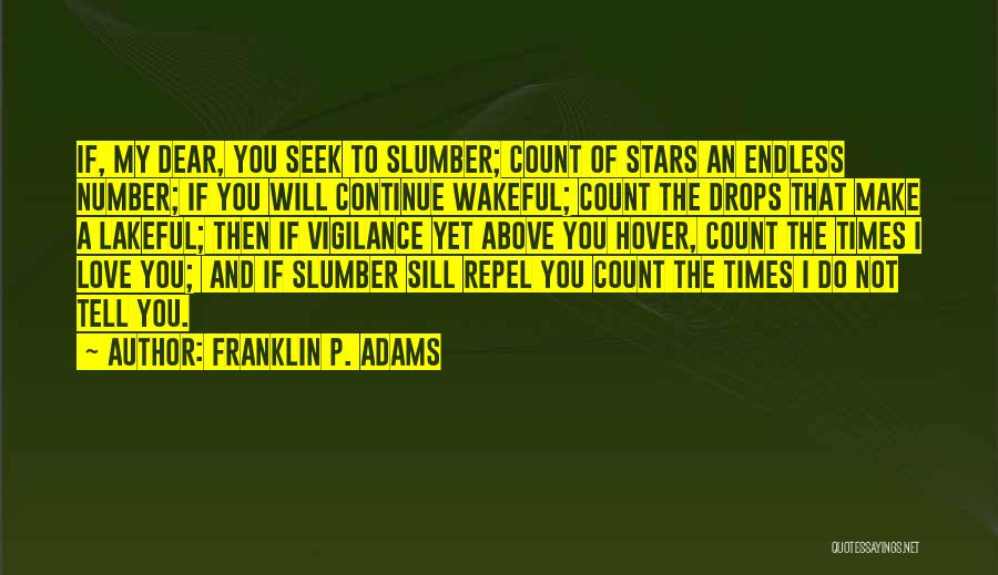 Number The Stars Quotes By Franklin P. Adams