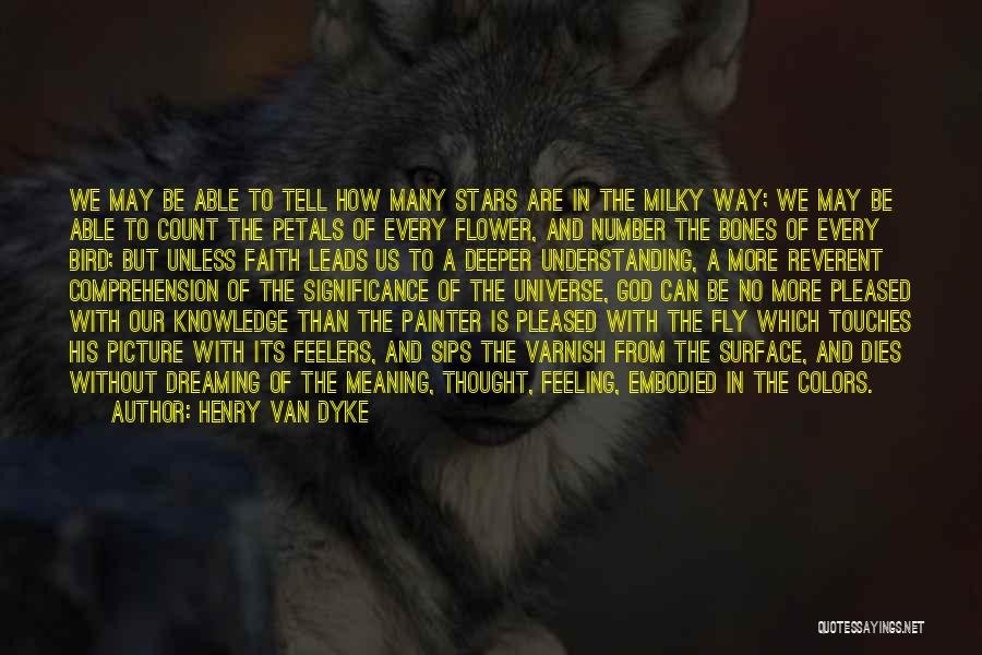 Number The Stars Quotes By Henry Van Dyke