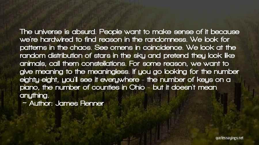 Number The Stars Quotes By James Renner