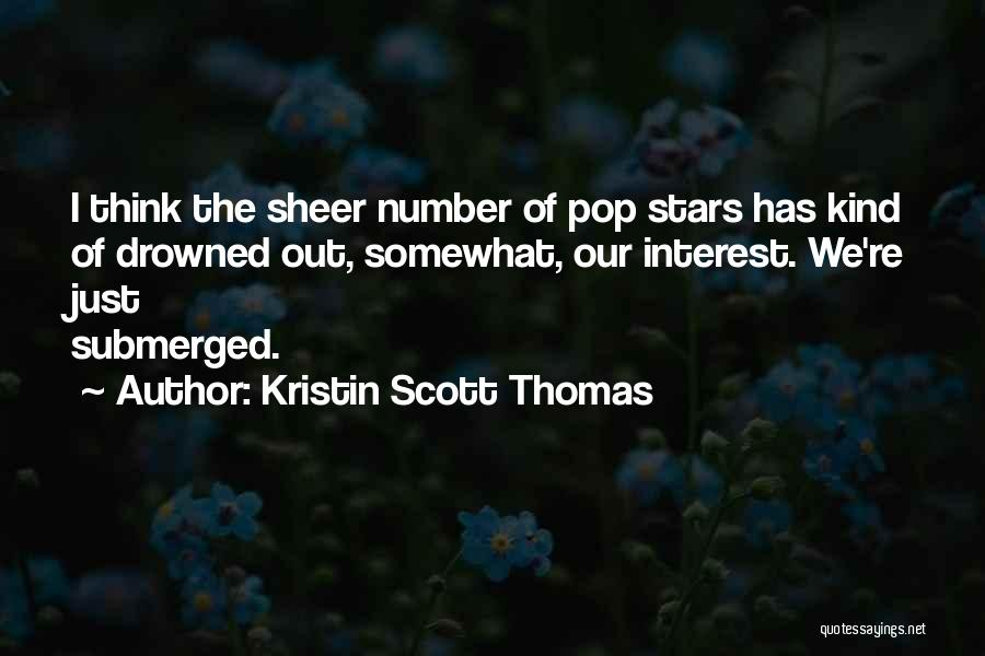 Number The Stars Quotes By Kristin Scott Thomas