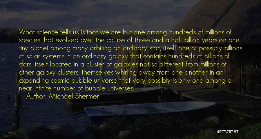 Number The Stars Quotes By Michael Shermer
