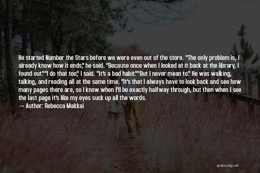 Number The Stars Quotes By Rebecca Makkai