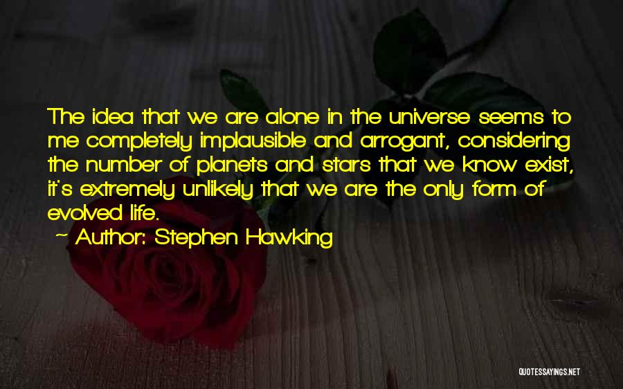 Number The Stars Quotes By Stephen Hawking