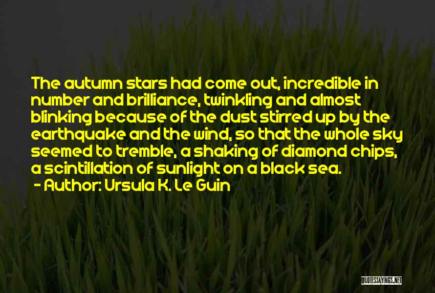 Number The Stars Quotes By Ursula K. Le Guin