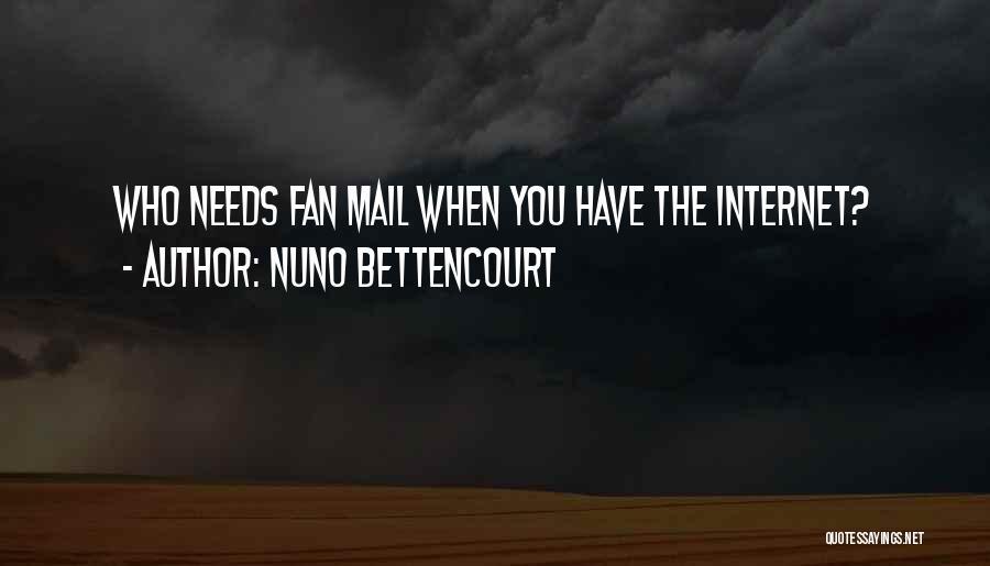 Nuno Bettencourt Quotes 1410639